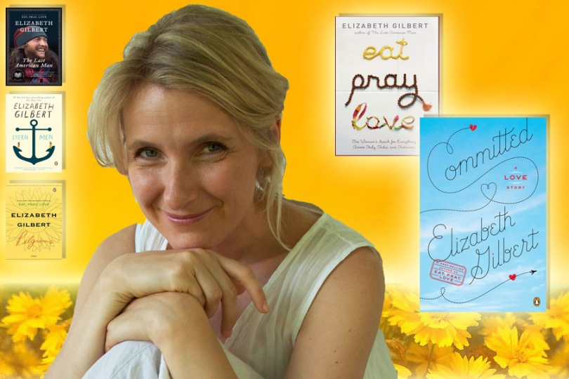 """Elizabeth Gilbert, author """"At Home on the Range"""""""