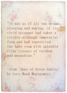 Sandy Foster Green Gables Page
