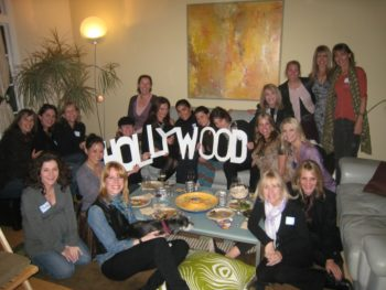 Dining for Women--Hollywood Chapter