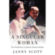 """""""A Singular Woman"""" book by Janny Scott showing a young Barack Obama and his mother, Stanley Ann Dunham"""