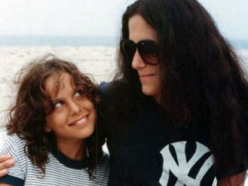 Donna Marsh O'Connor and her daughter Vanessa Lang Langer