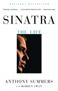"""Sinatra: The Life"" book by Robbyn Swan and Anthony Summers"