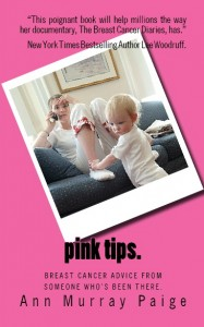 """Ann Murray Paige book """"Pink Tips"""""""