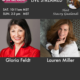 On TWE Radio: Nov. 12/13 Guests - Gloria Feldt and Lauren Miller