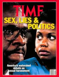 Anita Hill and TIME Mag Cover