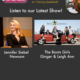 TWE Podcast Mar. 10,11 Show with Guests Jennifer Siebel Newsom and The Boot Girls
