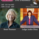 On TWE Radio Jan. 21, 22 with guests Brent Thomson and Judge Jackie Glass