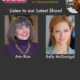 """TWE Radio Best Of Podcasts with author Anne Rice on """"The Wolf Gift"""" and Kelly McGonigal on """"The Willpower Instinct"""""""