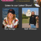 TWE Encore Podcasts with Guests Roz Savage and Beth Whitman