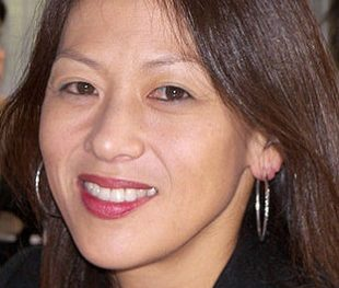 "Photo of Amy Chua, author of ""Battle Hymn of the Tiger Mother"""