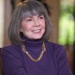 Anne Rice from her facebook page for TWE Radio Podcast