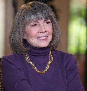 Anne Rice from her facebook page for TWE Radio 'Best Of' Series Show August 25,26