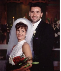 Brenda and Kurt Warner