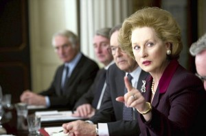 "Meryl Streep and ""The Iron Lady"""