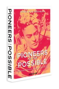 Angella Nazarian's Pioneer Women book for TWE Top 10