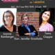 TWE Radio Encore Show: March 24,25 with guests former Gov. Jennifer Granholm, Joanne Bambarger and Tama Clapper