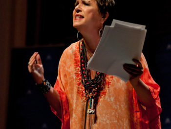 Eve Ensler at Book Passage 2/24/12