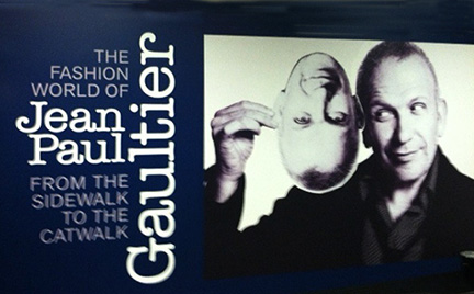 Gaultier Poster from deYoung