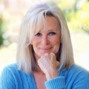 "Linda Evans, author ""Recipes for Life"""