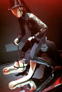 Madonna's Riding Outfit by Gaultier