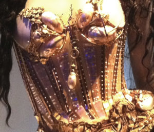 Mermaid Series by Gaultier at de Young Museum