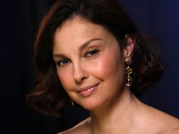 Ashley Judd, photo Richard Drew for Daily Beast