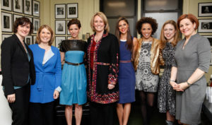 Glamour Magazine Panel on Women in Politics/3-29-12