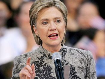 Hillary Clinton Urged to Eye 2016 Run