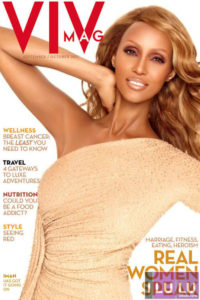 Iman: successful businesswoman