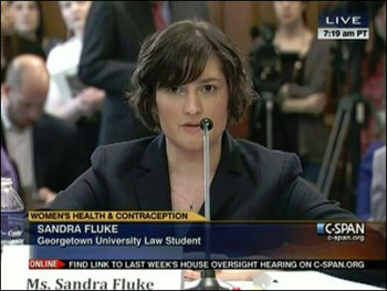 Sandra Fluke on Women's Issues and Rush Limbaugh