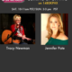 Tracy Newman and Jennifer Pate on TWE Radio Mother's Day Show