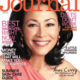 Ann Curry, cover of Ladies Home Journal