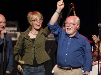 Gabrielle Giffords Stumps for Ron Barber--6/10/12