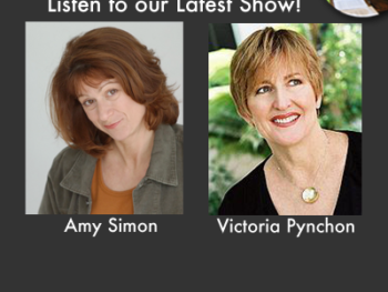 "Listen to actress/writer Amy Simon, starring in her solo play ""She's History,"" and expert negotiator Victoria Pynchon, co-founder of SheNegotiates.com"