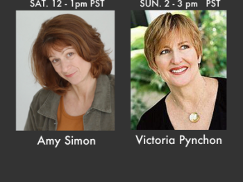 TWE Radio June 23,24 with guests Amy Simon and Victoria Pynchon