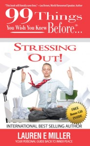 Lauren Miller book on stress
