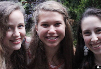 Teens who created petition to get a woman moderator for the 2012 Presidential Debates