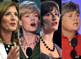 Democratic Convention Women Speakers