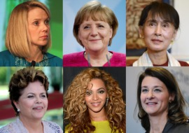 Forbes 100 Women Who Run the World