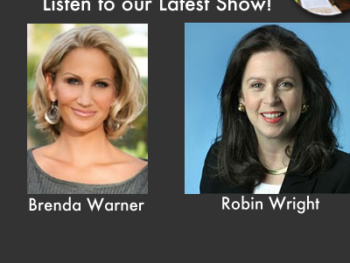 TWE Radio Podcasts 'Best Of' Series with Brenda Warner and Robin Wright