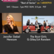 TWE Radio 'Best Of' Shows with Jennifer Siebel Newsom and Ginger Giles and Leigh Ann Ranslem