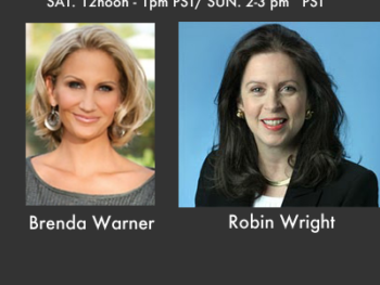 "TWE Radio ""Best of"" Series with Brenda Warner and Robin Wright August 11,12"
