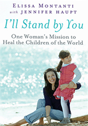 "Elissa Montanti's book, ""I'll Stand by You"""