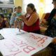 Women Mark Labor Day with March for Maternity Rights