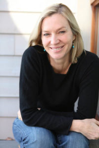 "Lee Woodruff, author of her debut novel, ""Those We Love Most"""