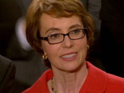 Rep. Gabrielle Giffords/CBS News