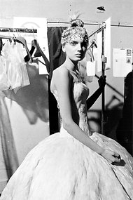 Backstage McQueen--Book of Photographs by Anne Deniau
