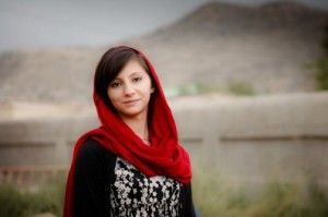 Afghan Girl Continuing Malala's Fight