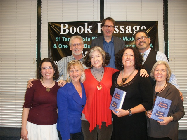 "Barbara Kingsolver, author ""Flight Behavior"" at Book Passage"