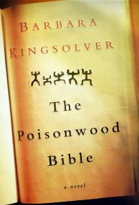 "Barbara Kingsolver, author ""The Poisonwood Bible"""